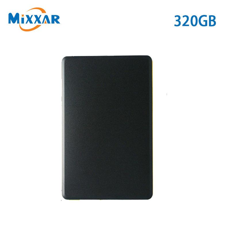 Гаджет  Bestselling NEW Brand 320GB External Hard Drive USB 2.0 2.5 HDD external hard disk drives free shipping None Компьютер & сеть