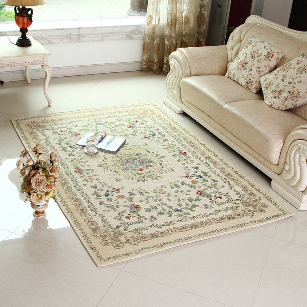 living room floral area carpet classical bedroom floor area rug