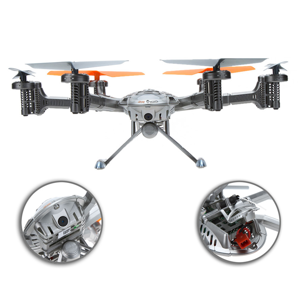 Original Walkera QR Y100 quadrocopter Drone with camera Wifi for IOS Andriod System without transmitter