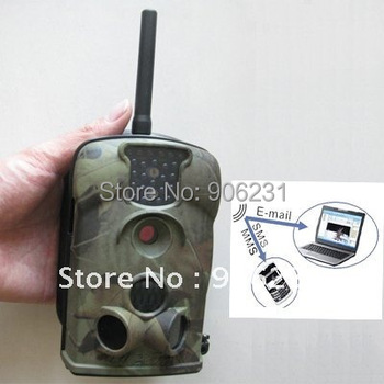 Free shipping!!Brand Ltl Acorn 5210MM 940nm Blue IR LED ,12mp MMS hunting camera with extend antenna