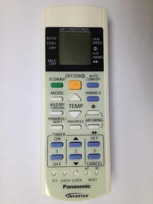 5pcs/lot new remote control A75C3300 For Panasonic Air Conditioner compatible A75C3208 A75C3706 A75C3708 remote control<br><br>Aliexpress