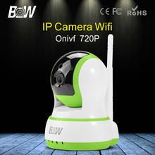 2016 Wireless IP Camera Wifi HD 720P Night Vision Internet Surveillance Security CCTV Built-in Microphone Automatic GSM Alarm
