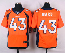 100% Stitiched,Denver Bronco Von Miller Demaryius Thomas Derek Wolfe Trevor Siemian Elite Elite(China (Mainland))
