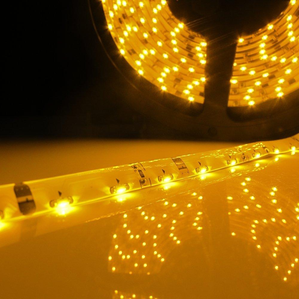 led strip light 335smd side emitting waterproof IP65 DC12V 300led 5m 3000K6000K white warm white(China (Mainland))