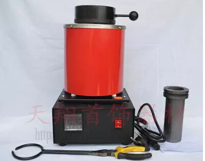 220 Voltage and 2KG Capacity Gold Electric Melting Furnaces with 1pc Graphite Crucible &amp; Plier,Smelting furnace<br><br>Aliexpress