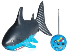 3310B-1 Creative 3 Channel Radio Control Mini RC Shark(China (Mainland))