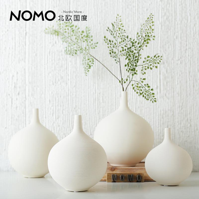 The Nordic countries Akitsu Ma Art  flower vase ornaments inserted modern minimalist living decoration home decor