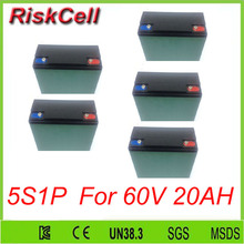 Buy 5pcs 5S1P 12v 20ah rechargeable battery /12v 20ah lifepo4 battery pacK /battery pack 12v 20ah 60v 20ah lifepo4 battery pack for $699.00 in AliExpress store