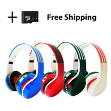 headphone not wood casque hifi sans fil audifonos super bass bluetooth earbud wireless headphone with mic TBE98N# Radio