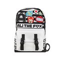 Fashion Cute Cartoon Printing Bag 2016 New Trendy Backpack Women Preppy Style Schoolbag Durable Nylon Daypack