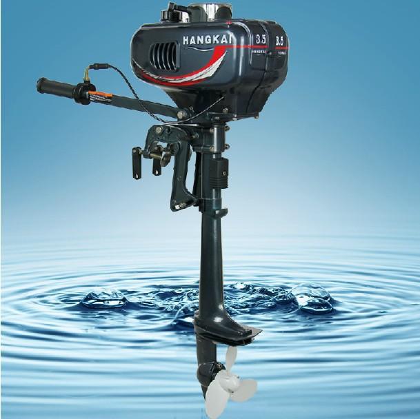 Лодочный мотор Dropshipping Hangkai 3.5HP лодочный мотор sea pro f 9 9s new