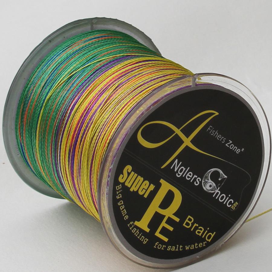 марки плетеных лесок