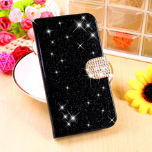 Buy Stand Flip Cell Phone Cases Cover Sony Xperia M2 S50H D2303 D2305 D2306 dual D2302 Case Housing Bling Holster Magnetic Shell for $3.28 in AliExpress store