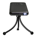 Original DL S6 Portable Projector HD Mini Smart LED Video projector 150 lumens comes with USB