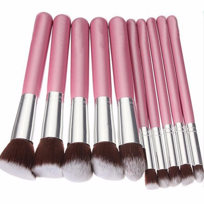10-pcs-Professional-Makeup-Brush-Set-Maquiagem-Beauty-Foundation-Powder-Eyeshadow-Cosmetics-Make-Up-Brushes-Kabuki