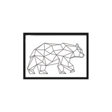 Abstract Animal Drawing Line Nordic Poster & Print Modern Canvas Painting Wall Art Wall Picture Love Abstract Bedroom Home Decor(China)