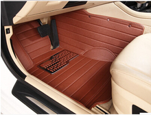 & ! Special floor mats Ssangyong Rexton 2 2013-2008 waterproof carpets 2011 - Car supplies center store