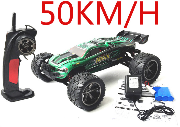 Big RC Car 1/12 High Speed RC Monster Truck RTR 2.4GHz Good Children's toy(China (Mainland))