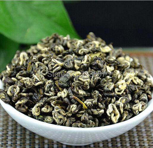 250g Chinese Yunnan Biluochun Green Tea Real Organic New Early Spring green tea for weight loss