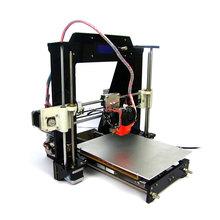 High Accuracy Aurora Impressora Partilhada Model DIY KIT Reprap Prusa I3 LCD Screen 3D printer kit 270*200*170mm big print size