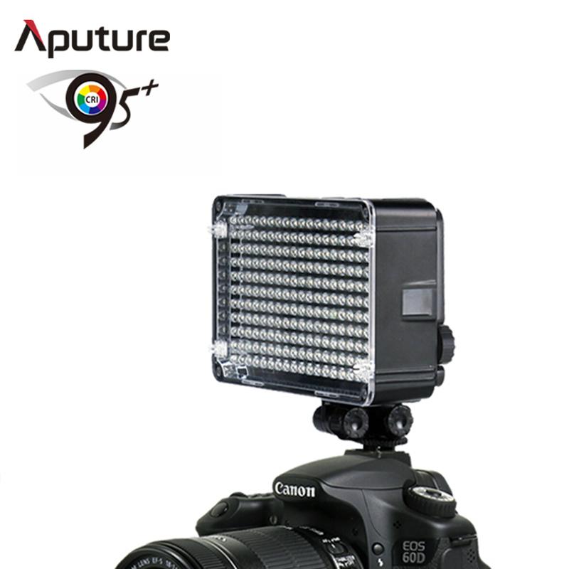 Здесь можно купить  Free Fedex! Aputure LED Video Panel Light camera light with CRI 95+ bulbs photography lighting studio light 18pcs 1 carton  Бытовая электроника