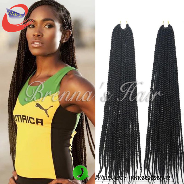14 Inch Crochet Box Braids : ... braiding hair extension freetress crochet braid box braid hair