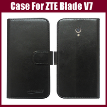 ZTE Blade V7 Case 6 Colors Flip Leather Exclusive Protective Cover - Guangzhou Venice store