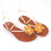 2017 New Womens Sandals Summer Beach Casual Shoes Clip Toe Flats Pantofole Home Slippers Designer Flip Flops Ladies Shoes(China (Mainland))