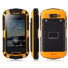 New Arrival Tengda O2 IP67 Waterproof Smartphone 5MP Android 4.2 MTK6582 Quad Core 3.5'' Shockproof Dustproof Super Outdoor(China (Mainland))