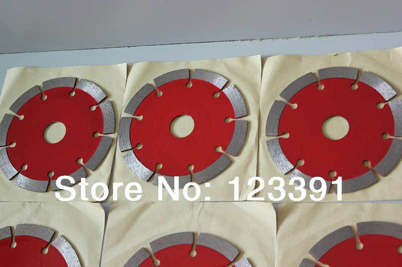 General purpose 4 1/2(110)*2.0*8mm segmented diamond saw blades for marble/granite/concrete etc cutting<br><br>Aliexpress