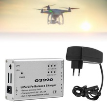 G3220 Balance Charger For DJI Phantom For Parrot Ar Drone RC 1.0 2.0 Battery(China (Mainland))