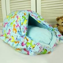 2015 новый собаки кошки теплое с мягким дом собачка принцессы кровать кота собаки любимчика щенок питомники моющиеся помет 1 шт./лот, M, L, XL