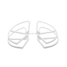 Free Shipping 4pcs/lot Self-tighten Propeller Guard For DJI Phantom 3 Professional And Advanced Drone
