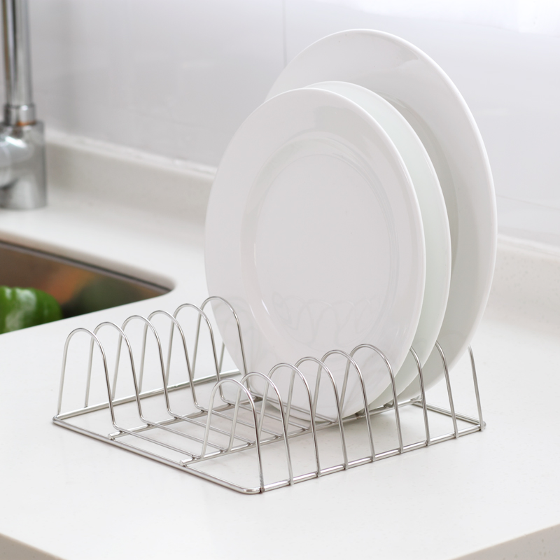 Kitchen Plate Shelf