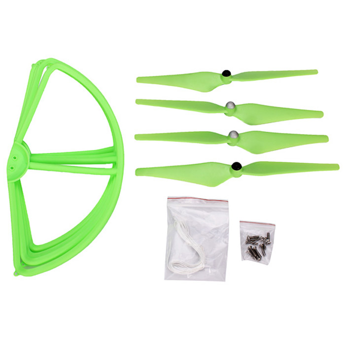 Protection Frame + Propeller Set For DJI Phantom 2 2V+ Cheerson CX – 20 RC Quadcopter Spare Parts Professional Drone Accessory