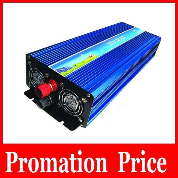 1500W zuivere sinus omvormer,12V 220V/120V/220V/230V Pure Sine Wave Inverter 1500W, Solar/Wind Power Inverter 2.5kw<br>