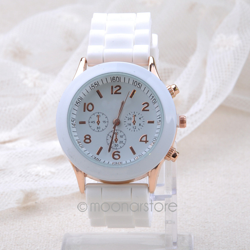 2015 hotsale Casual Watch wrist watch colorful optional Watch Silicone Jelly watches HM332#Y5(China (Mainland))