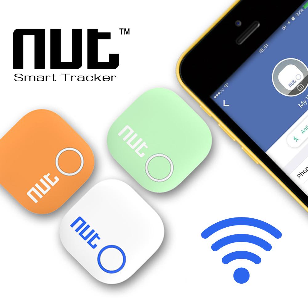 Bluetooth Smart Tracker Mini Nut 2 Child Pet Key GPS Alarm Finder TH222-TH224(China (Mainland))
