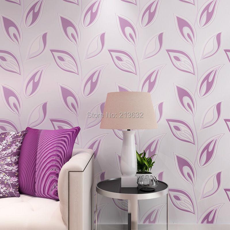 ZXqz 10 TV setting wall _ modern minimalist 3D Wallpaper curve leaves room TV shop(China (Mainland))