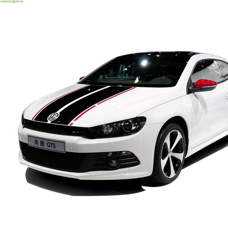 FOR Public/Scirocco POLO/Golf 6 Special customized stickers car stickers affixed Lahua vehicle personality glue sticker(China (Mainland))