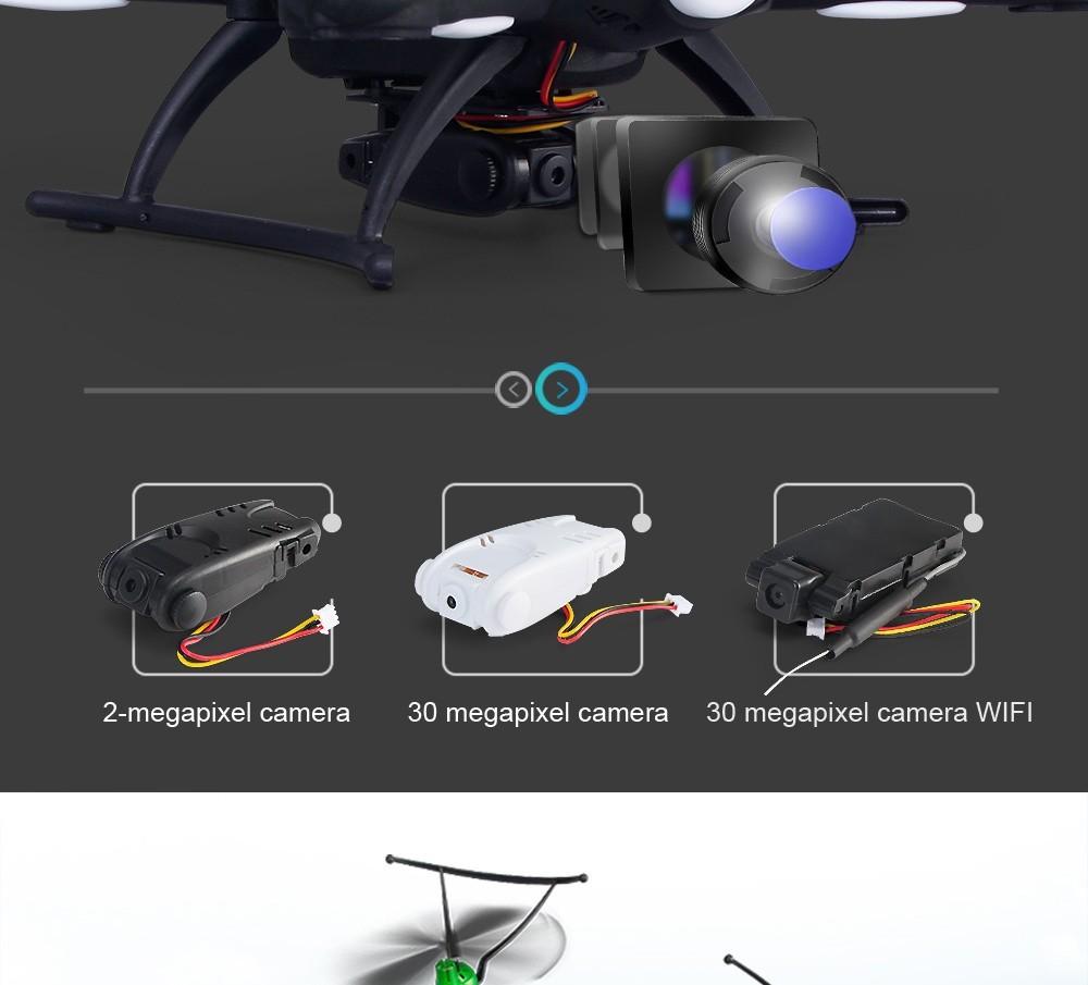 RC Drone JJRC H31 4CH professional RC Drones can add wifi camera hd camera Quadrocopter RTF Waterproof Resistance vs jjrc h37