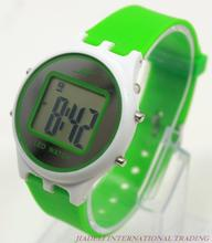 wholesale practical carry a small flashlight for lighting torches LED watches luminous ultra thin watch freeshipping