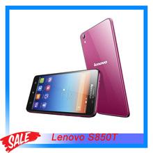 """Original Lenovo S850T 5.0"""" Android 4.4 Smartphone MT6582 Quad Core 1.3GHz ROM 16GB+RAM 1GB GSM 1280 x 720 pixels"""