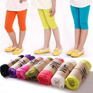 10 colors Fashion children  pants children candy color leggings  Modal Leggings<br><br>Aliexpress
