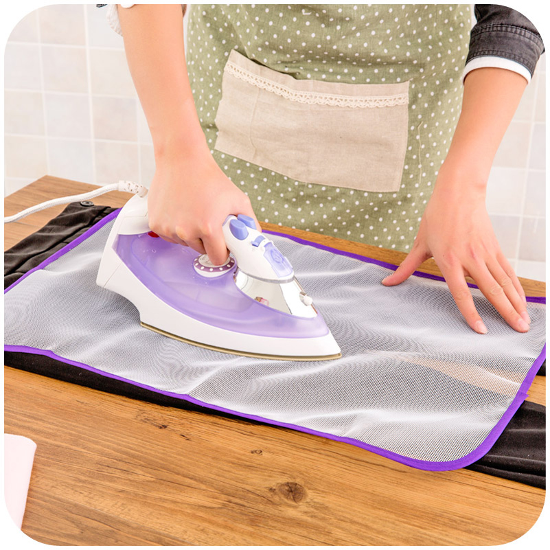 2pieces New High Quality Delicate Cloth Cover Protect Ironing Pad clothes steamer House Keeping Convenient Ironing Boards(China (Mainland))