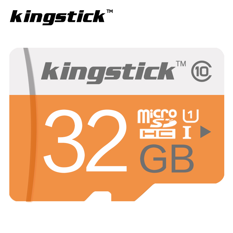 100% capacity Kingstick micro sd card SDXC/SDHC 64GB /32GB/16GB/8GB Memory Card Class10 32GB Memory flash for Smart Phone/Tablet(China (Mainland))