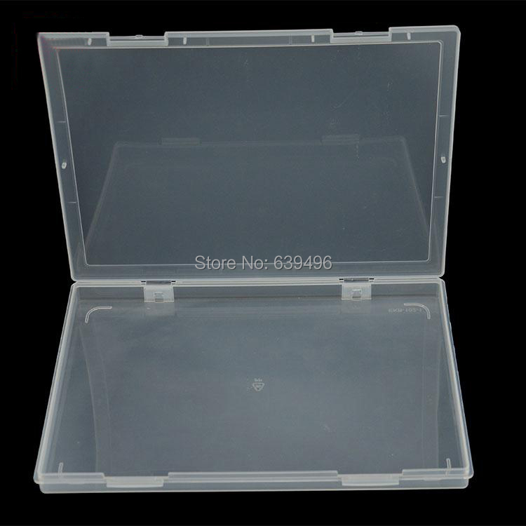 NS-SB-11 PP Semi-transparent Clear Plastic Paper Storage Box / Special A4 Paper Storage Box(China (Mainland))