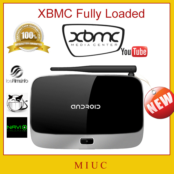 Q7 CS918 Android 4.4 RK3188 Quad Core TV Box 1GB/8GB Support Full HD 1080P Bluetooth 4.0 Wifi xbmc fully loaded arabic iptv box(China (Mainland))