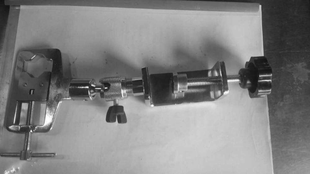 100% Original HUK Metal Alloy Adjustable Locksmith Tool Softcover Type Practice Lock Vise Clamp<br><br>Aliexpress