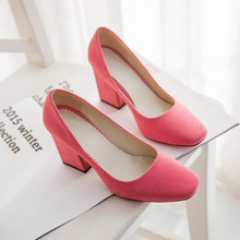 2016 Superstars Brand Ice Cream 6colors Sale Promotion Novelty Shoes Women Pumps Spring Square Toe Gladiator